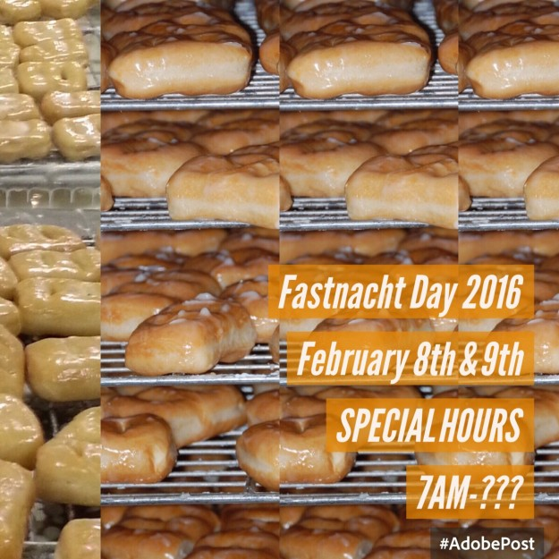 2016 Fastnacht Day