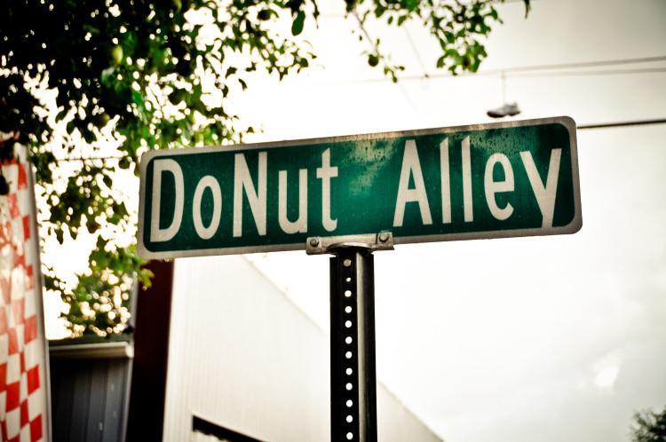 Donut Alley