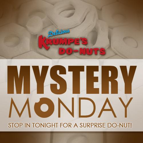 Mystery Monday's